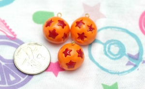 These are Dragon Balls, from the anime Dragon Ball (hrm that's not redundant at all X_X)  Not.Easy.To.Make.